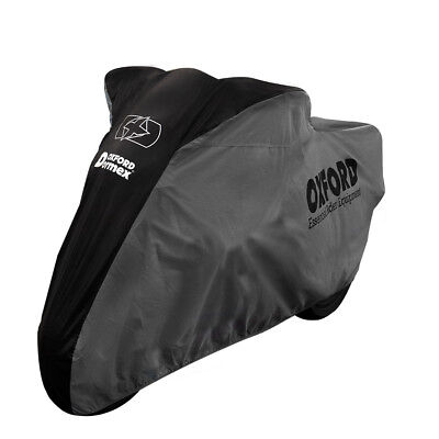 Oxford Dormex Motorbike Cover Indoor Breathable Motorcycle DUST Cover M CV402