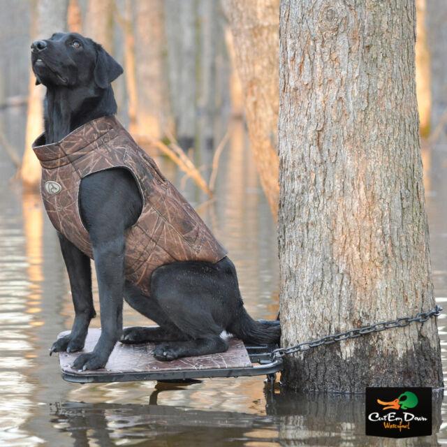 AVERY GREENHEAD GEAR GHG BOOMER TREE STAND DOG SWAMP PLATFORM BLIND BOTTOMLAND