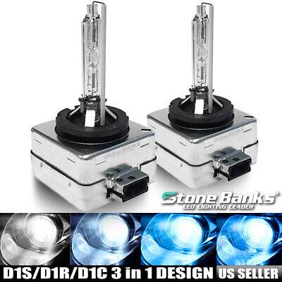 2x D1S 5000K 6000K 8000K OEM HID Replacement Xenon Headlight Light Bulbs Lamps