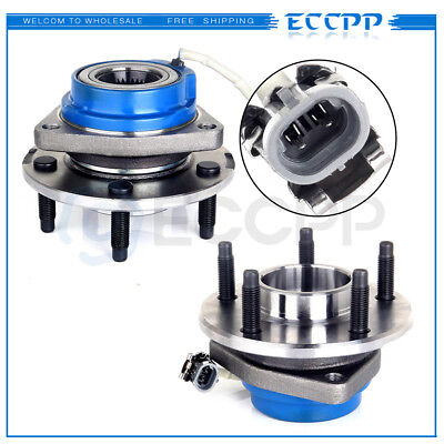 2 Front Wheel Bearings for Pontiac Grand Prix Buick Regal Cadillac Deville DT
