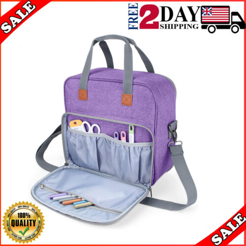 Carrying Case Compatible with Cricut Easy Press (9 inches x 9 inches), Tote Bag