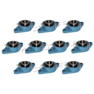 """2-7//16/"""" HCP212-39 Pillow Block Bearing w//Lock Collar 1-212-39-P-C"""