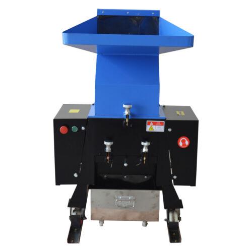 250 Type Plastic Shredder 220v 4kw Granulators Plastic Processing