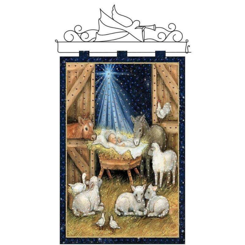 Design Works™ Nativity Felt & Sequin Kit
