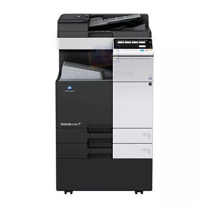 Konica Minolta Bizhub C368 Ledger Color Copier Printer Scanner 36ppm C308 C258