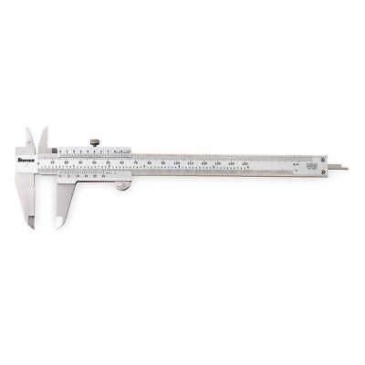 Starrett 125mea-6150 Vernier Caliper Wcase6 In150mm