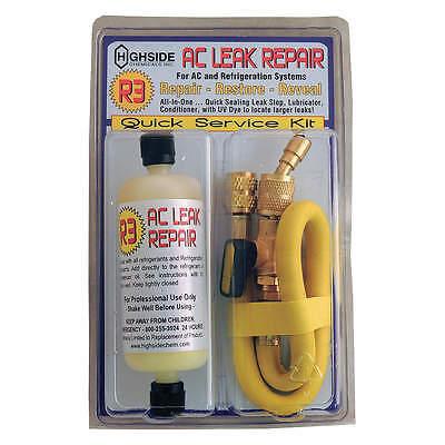 Supco HS60002 Refrigeration & AC Leak Repair Lubricator Conditioner 2 Fl Oz