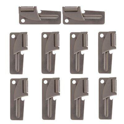 New 10pc Original Military Army Issue Survival Kit P38 P-38 Can Opener US Shelby