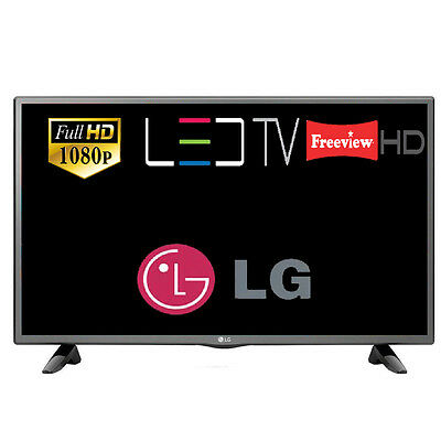 "LG 43LF510VN 43"" LED TV Full HD 1080p Built-In Freeview HD Tuner HDMI SCART USB"
