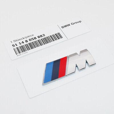 OEM Chrome M Series Emblem Badge Car Rear Trunk Decoration Refit ABS Small 882