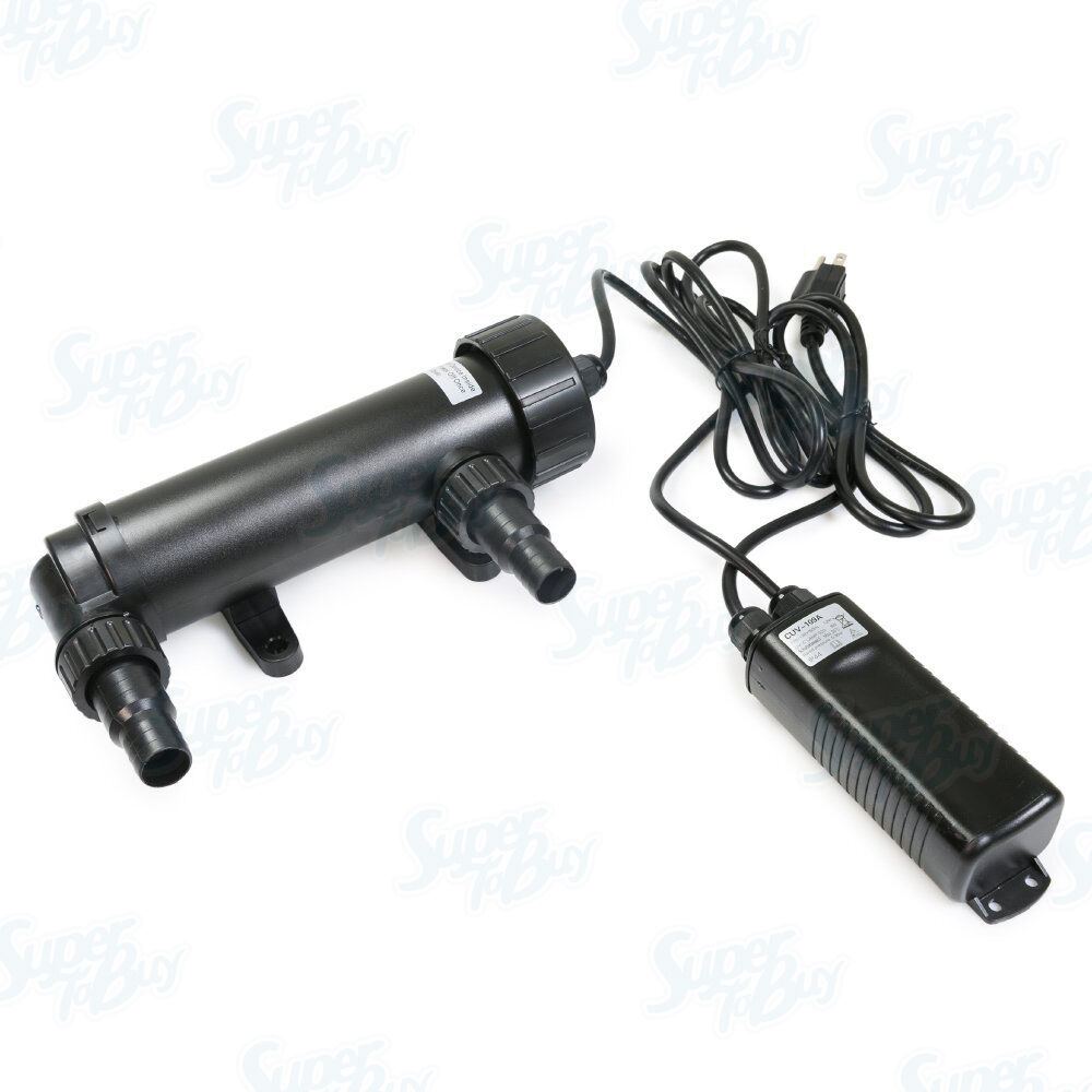 "12w Uv Non-submersible 11"" Sterilizer Light Clarifier Lam..."