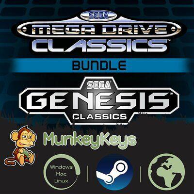 SEGA Mega Drive and Genesis Classics (Steam)