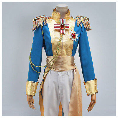 The Rose of Versailles Manga Edition Oscar Guard Team Cosplay Costume CustomMade (Oscar Costume)
