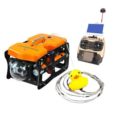 ThorRobotics Underwater Drone 110 ROV 2.4G Wireless Photography Camera Robot
