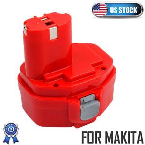 1420 14.4V for Makita 1422 1433 1434 1435 PA14 192600-1 Ni-CD 194172-2 Battery