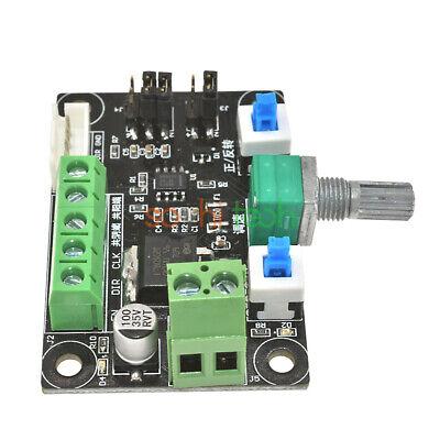 12-24v Stepper Motor Driver Controller Pwm Pulse Signal Generator Speed Control