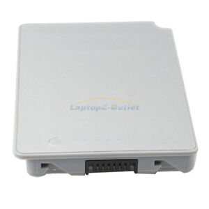 New 5200mAh Laptop Battery for Apple PowerBook G4 15