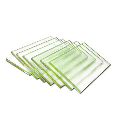 Radiation Safety X Ray Protective Lead Glass Sheet 300mm300mm8mm