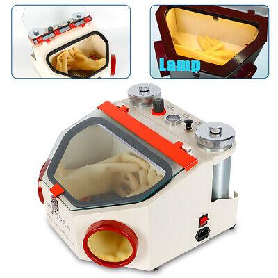 Dental Double Pen Fine Sandblaster Unit Lab Machine Equipment Fine Blasting Unit