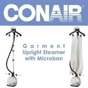 NEW Conair Garment Upright Steamer with Microban Condtion: New