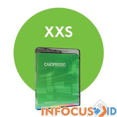 Id Badge Software - Cardpresso XXS ID Card And Badge Creator Utility Software P/N S-CP1000