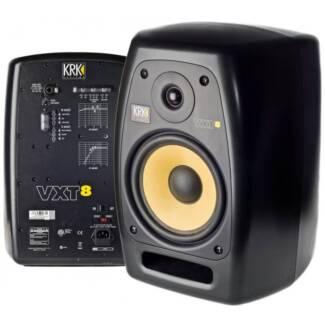 KRK VXT8 Studio Monitor 8 Inch