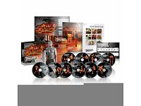 Insanity Workout DVD with Box and Everything