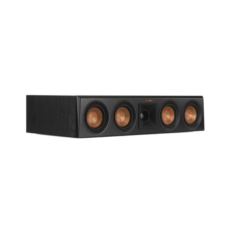 Klipsch Rp-404c Ebony Center Speaker - Each