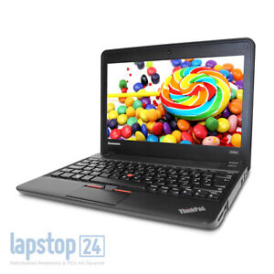 Laptop ThinkPad x140e AMD E1-2500 1,4GHz o.RAM HDD für Bastler