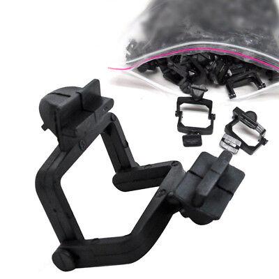 50 Sets Plastic Disposable Articulator Dental Lab Ceramco Articulator Black New