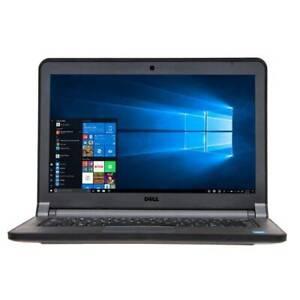 EX LEASE Dell Latitude 3340 4th Gen i5 8GB RAM 500HDD INC WARRANTY