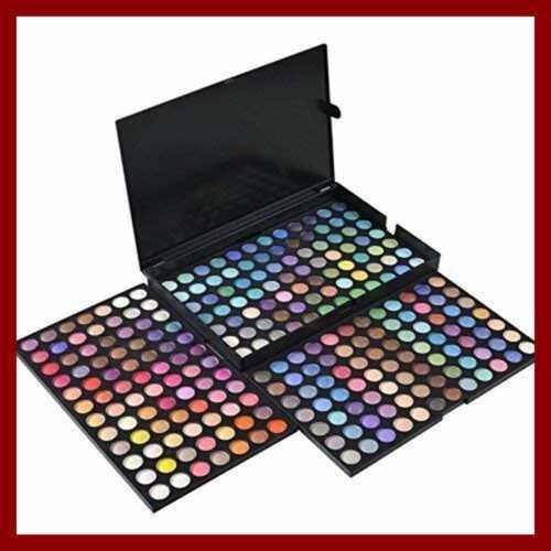 Gaga Professional 252 Colors Ultimate Eyeshadow Eye Shadow P