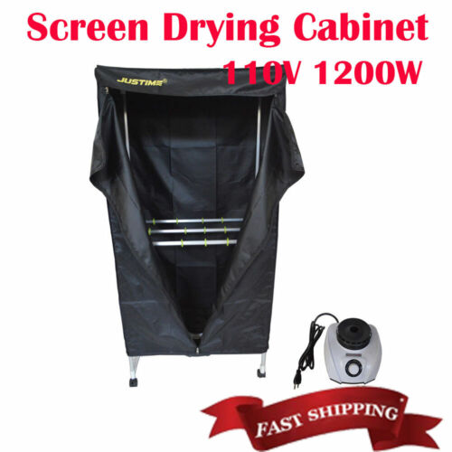 1200W Screen Printing Drying Cabinet Assembly Curing Screen Tool Shading Light