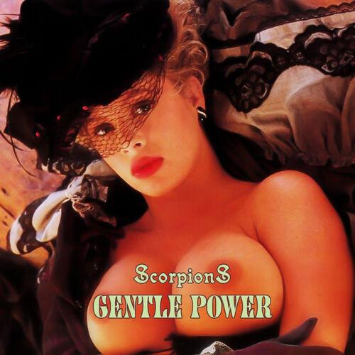 Scorpions Gentle Power Best Of The Ballad 12x12 Album Cover Replica Poster Print