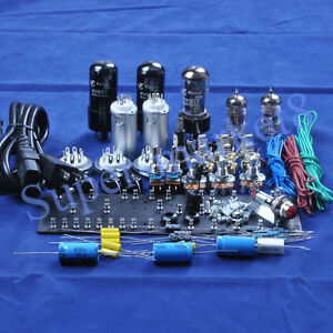 fenders 5e3 deluxe guitar tube amplifier 6v6 push pull amp kit diy. Black Bedroom Furniture Sets. Home Design Ideas