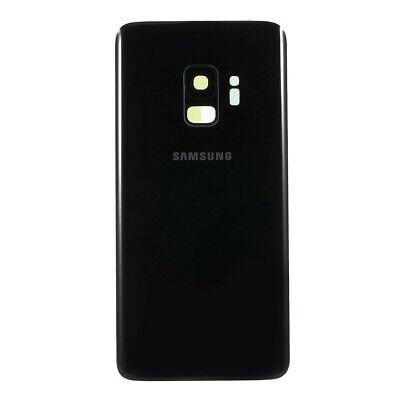 Tapa Bateria Back Cover + Lente Camara Trasera Samsung Galaxy S9 G960...