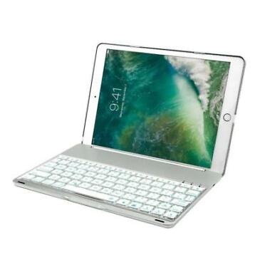 iPad 2017 of iPad Air 1 Keyboard Cover QWERTY