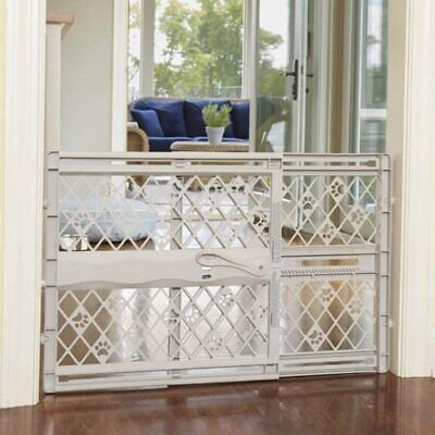 "North States MyPet Paws 40"" Portable Pet Gate"