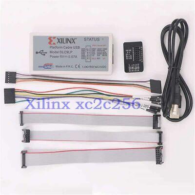Xilinx Xc2c256 Cpld Fpga C-mod M102 Platform Usb Download Jtag Programmer Cable