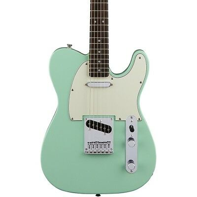 Squier Bullet Telecaster Limited Edition Electric Guitar Surf Green