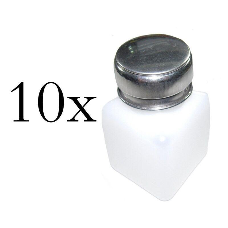 Wholesale Lot of 10x 100ml Liquid Alcohol Dispenser Solder Flux Bottle Cleaner