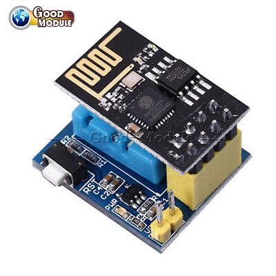 Esp8266 Dht11 Temperature Humidity Wifi Module Wireless Module Esp-0101sshield