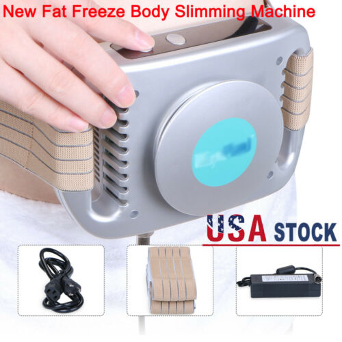 Home Cold Freeze Fat Removal Body Slim Slimming Weight Loss Beauty Machine Belt