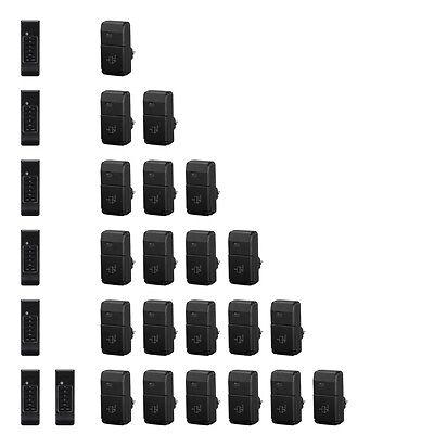 Funksteckdosen Set mit Fernbedienung für Außen Funk Startbereit Outdoor schwarz