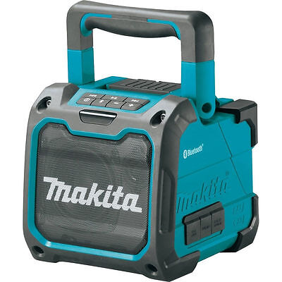 Makita XRM07 18V LXT Li-Ion Cordless Bluetooth Job Site Speaker New (Tool Only)