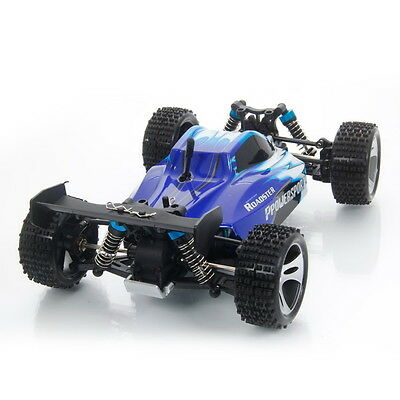 Upgrade Wltoys A959 1:18 Scale 2.4G 4WD RTR Off-Road RC Car 50km US