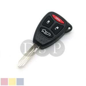 Remote Key Case Shell for JEEP Commander Grand Cherokee Replacement New Cut