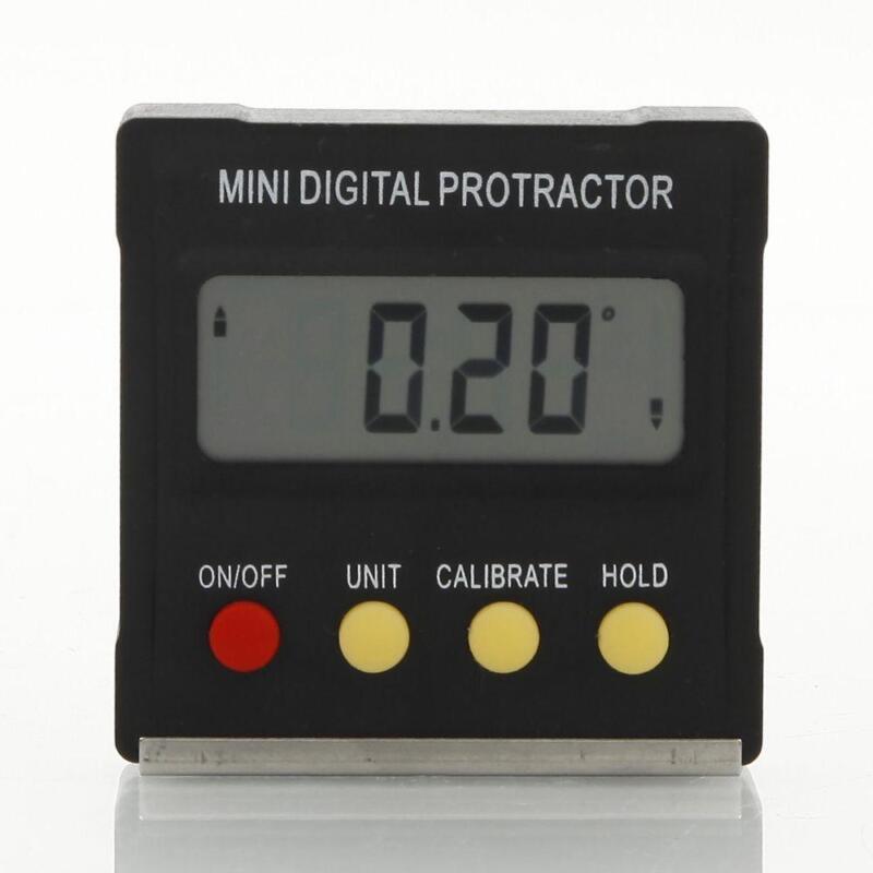 Digital Angle Finder >> Digital Inclinometer: Gadgets & Other Electronics | eBay