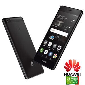 HUAWEI-P9-LITE-16GB-BLACK-NERO-3GB-RAM-5-2-034-FULLHD-GAR-ITALIA-24-MESI-BRAND