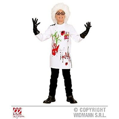 Widmann Srl - - Boys Mad Scientist Fancy Dress Costume Childs Einstein Doctor](Einstein Costume Child)